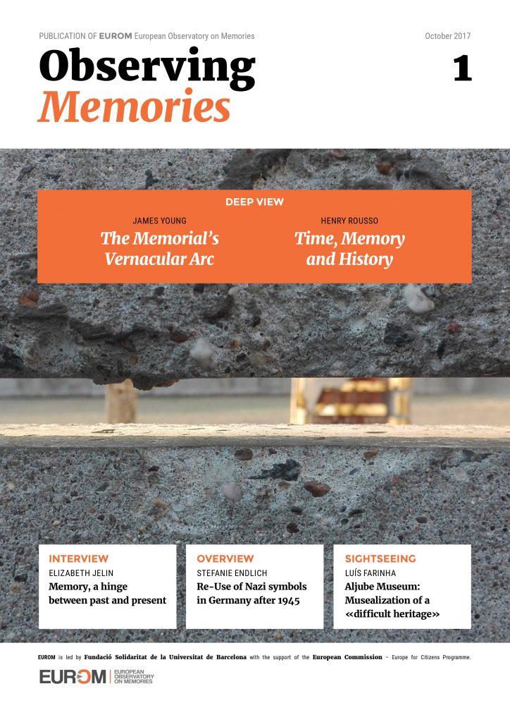 Introducing Observing Memories By Jordi Guix Director