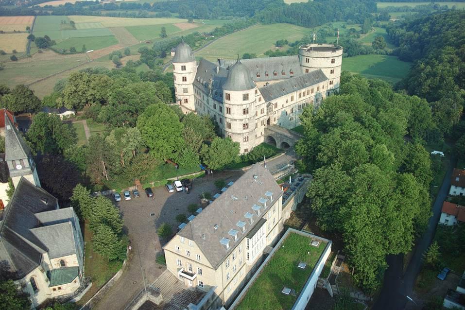 The castlle of Wewelsburg | Kreismuseum Wewelsburg