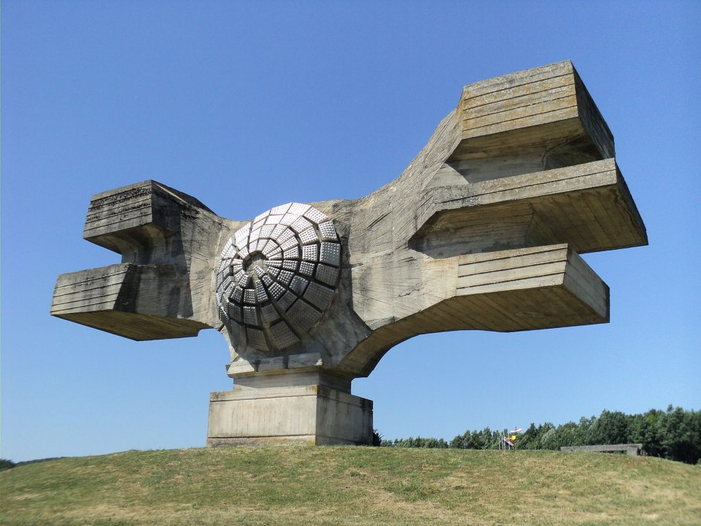 Memorial Monuments as Hangovers of the Socialist Yugoslav Past. By A. Jakir