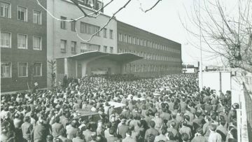 Franco 40-40_CCOO_50 years of history in Catalonia 1964-2014