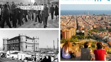 MemoriaBCN presents 10 routes on the history of the 20th century in Barcelona