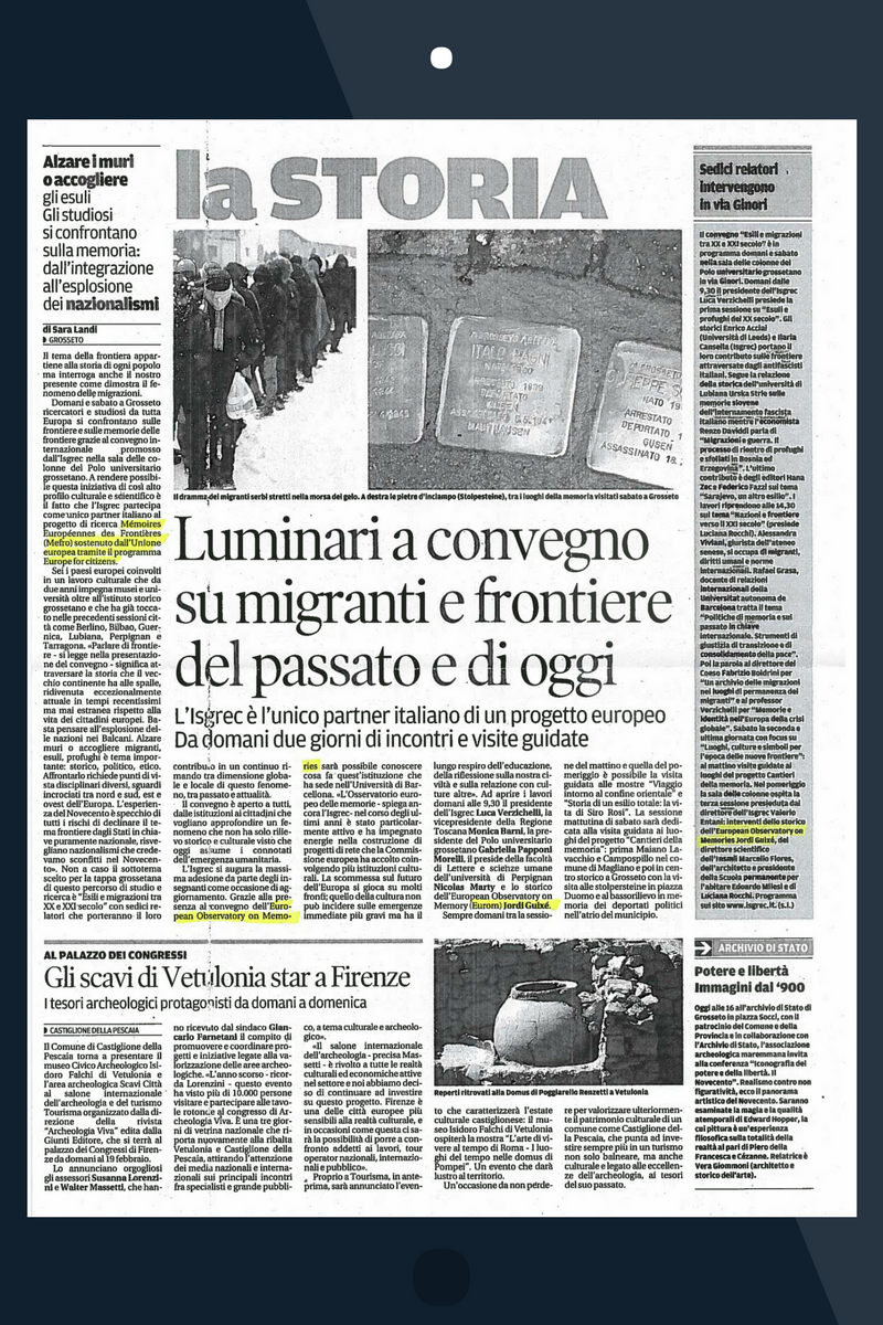 02162017_Il Tirreno (Grosseto)