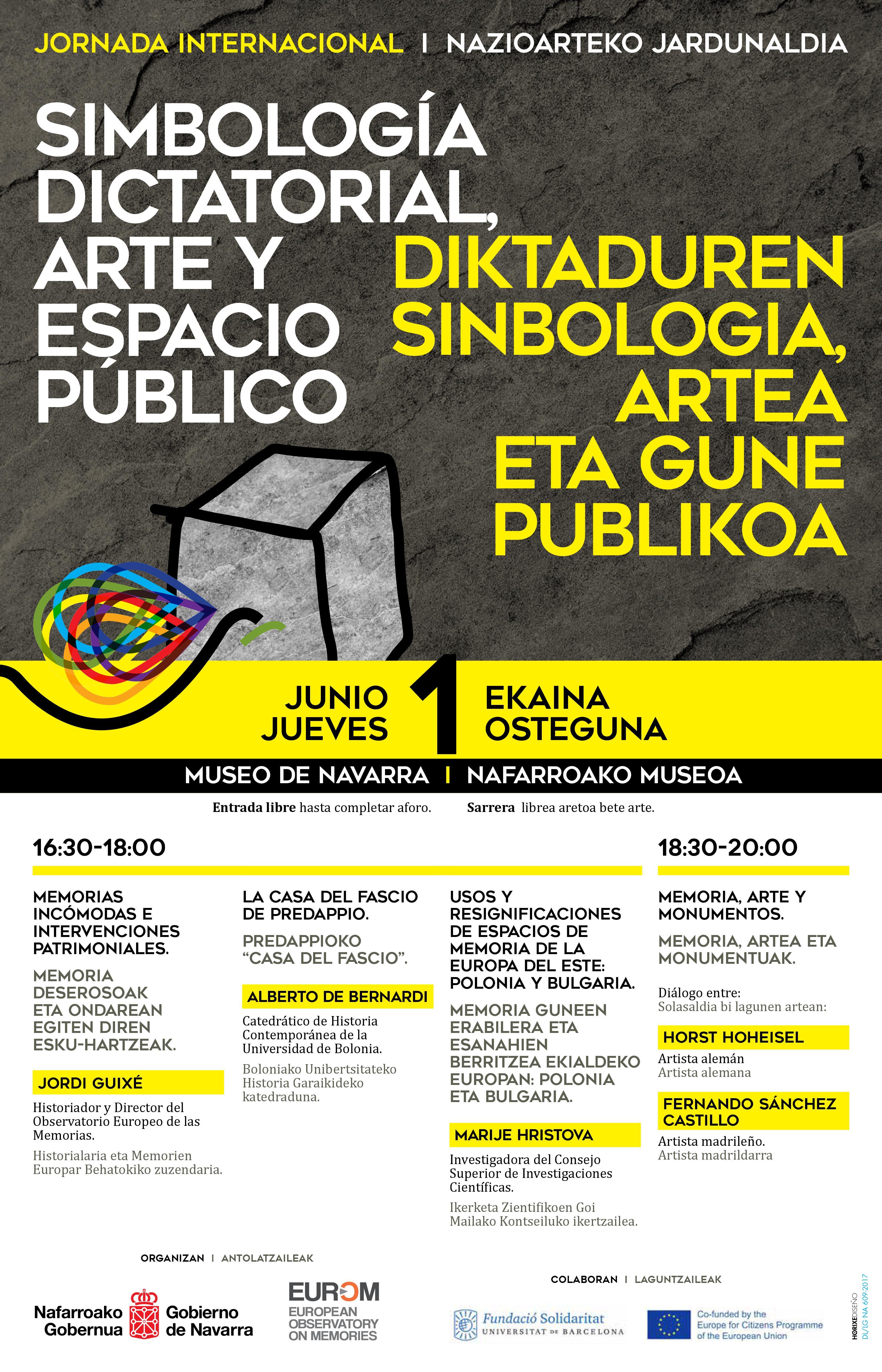 CARTEL Jornadas JUNIO 2017