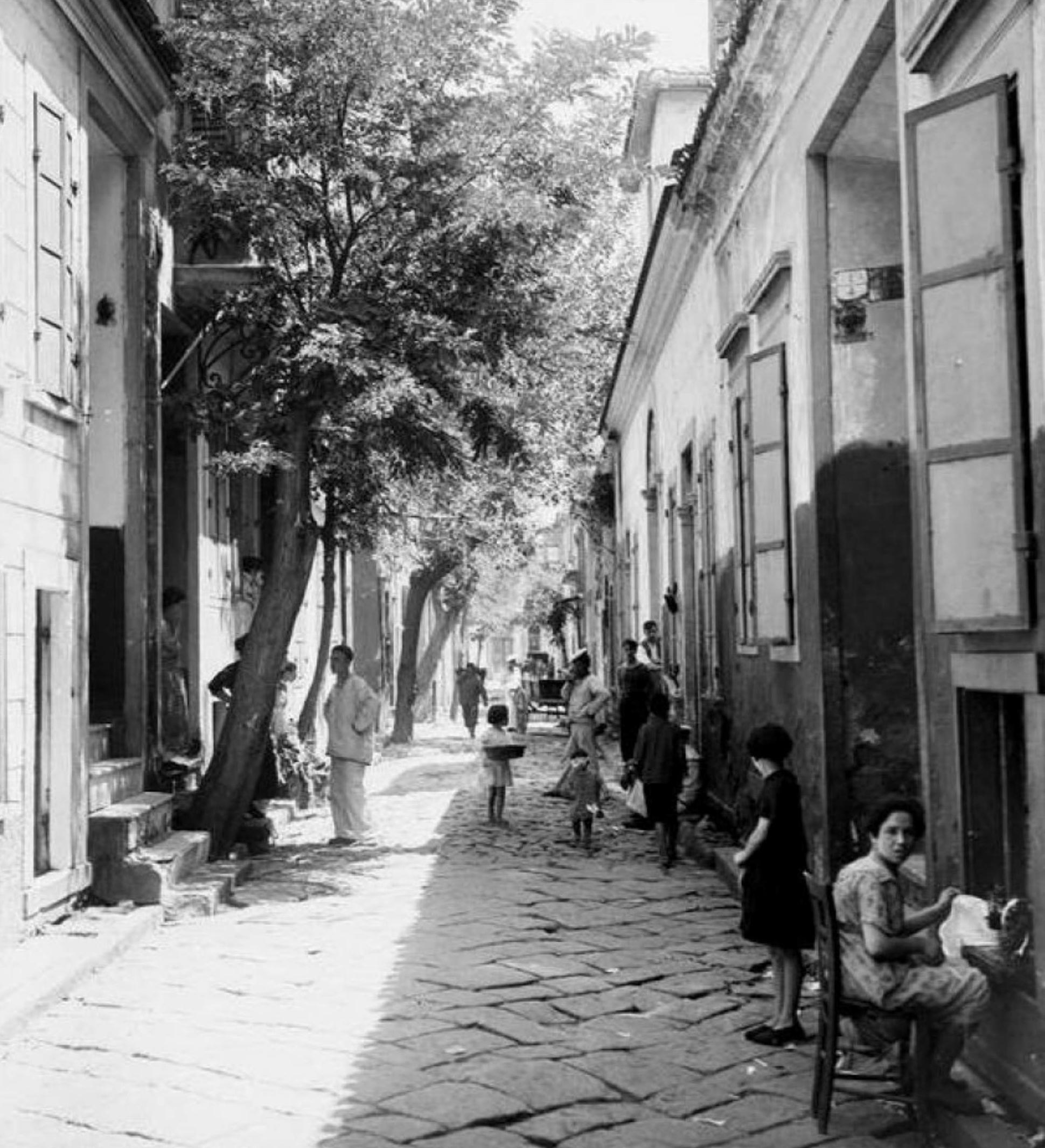 Jewish quarter of Salònica, 1914 | Manu Valentin