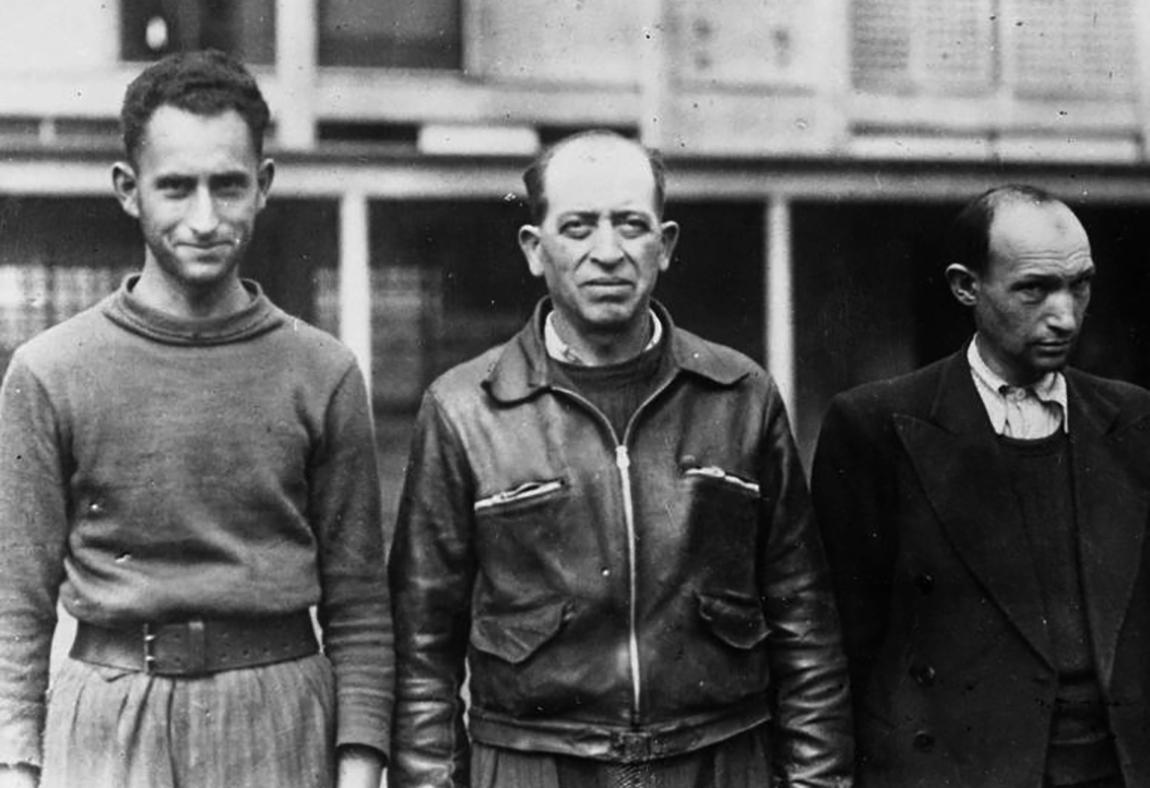 Jueus internats al camp de concentració de Drancy (França), 1941 | Das Bundesarchiv