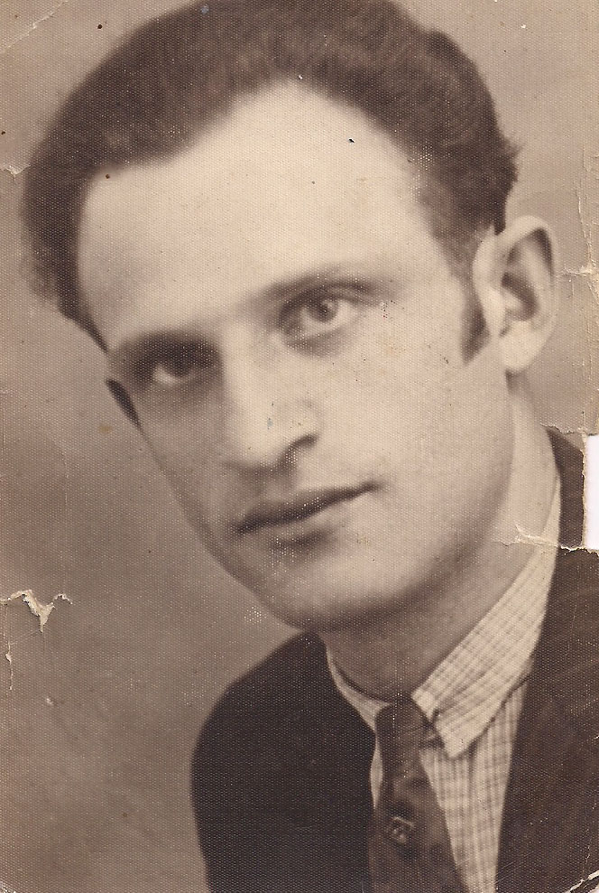 Portrait of Manuel Mendelshon, arrived in Barcelona on August 15, 1929 | Família Mendelshon