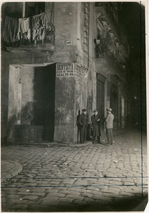 Conde del Asalto Street, 1930s | Arxiu Fotogràfic de Barcelona