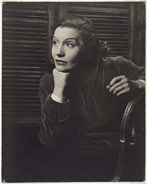 Elisabeth Bergner by Margaret Michaelis | National Gallery of Australia