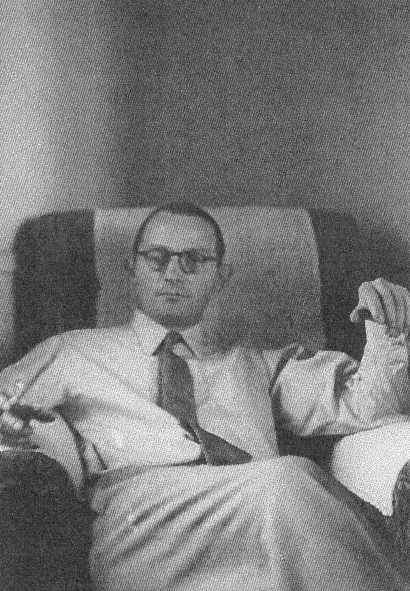 Samuel Sequerra (1913-1992) representant del American Jewish Joint Distribution Committee a Barcelona | Haim Avni.