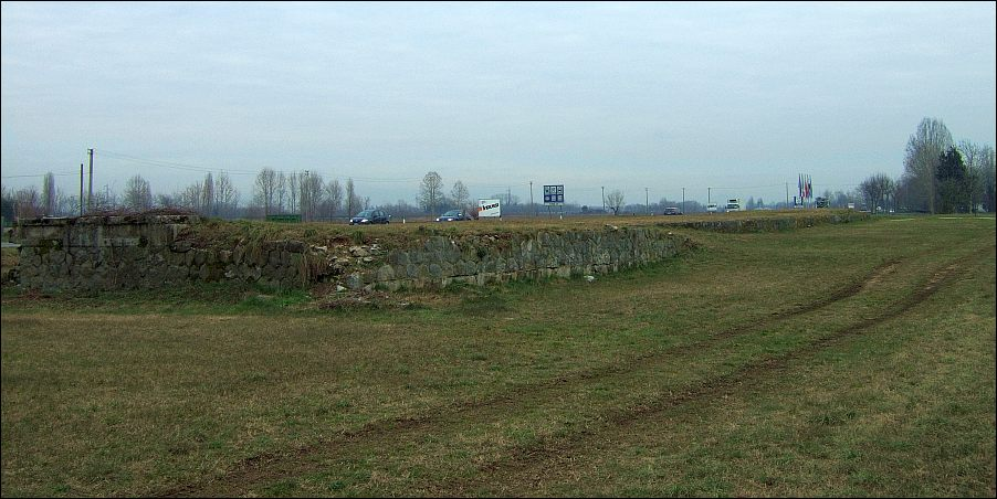 Italian Concentration Camp for Yugoslavian Civilians Gonars http://gonarsmemorial.eu. Attribution: worraworra.