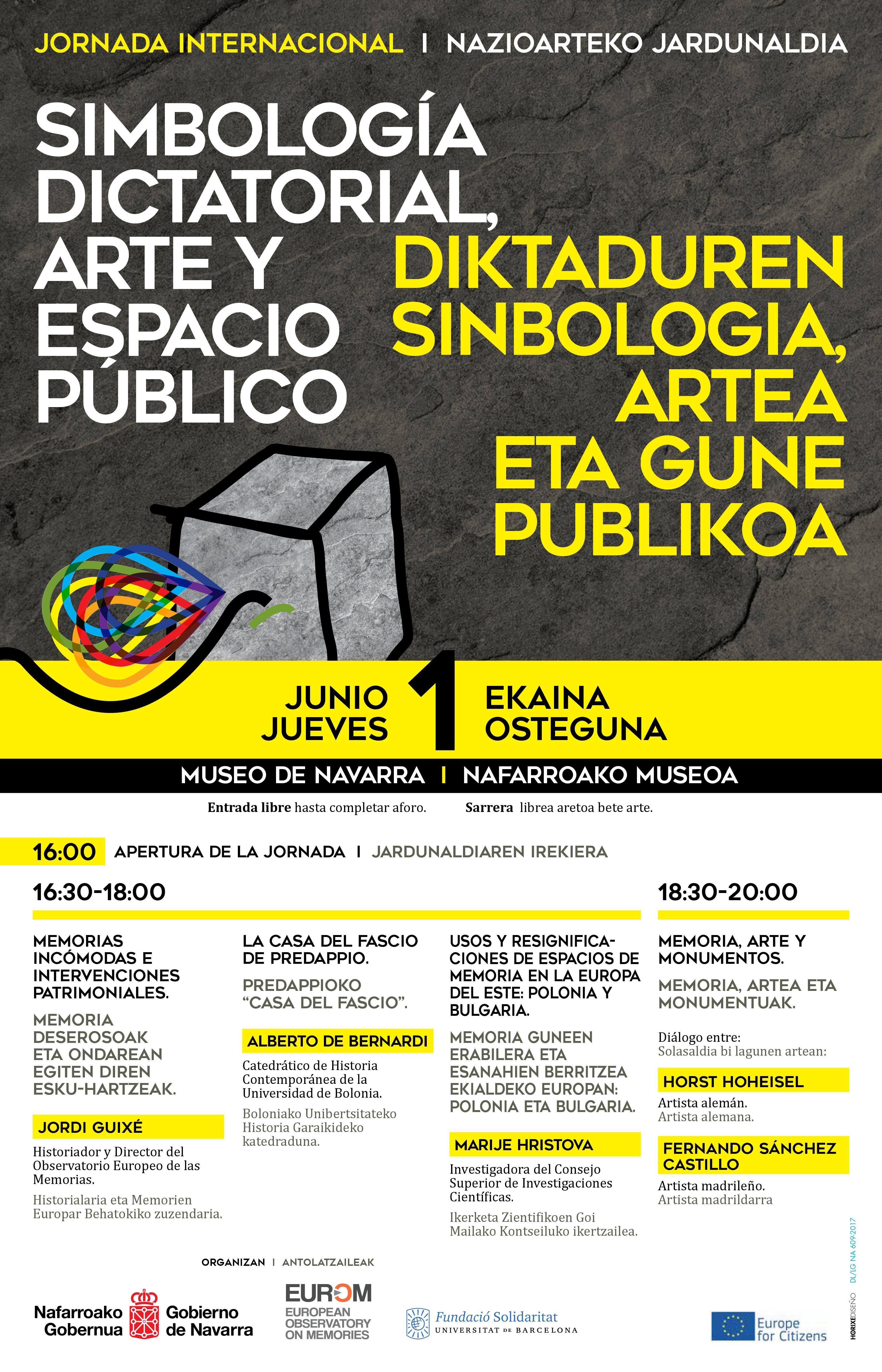 CARTEL Jornadas JUNIO 2017