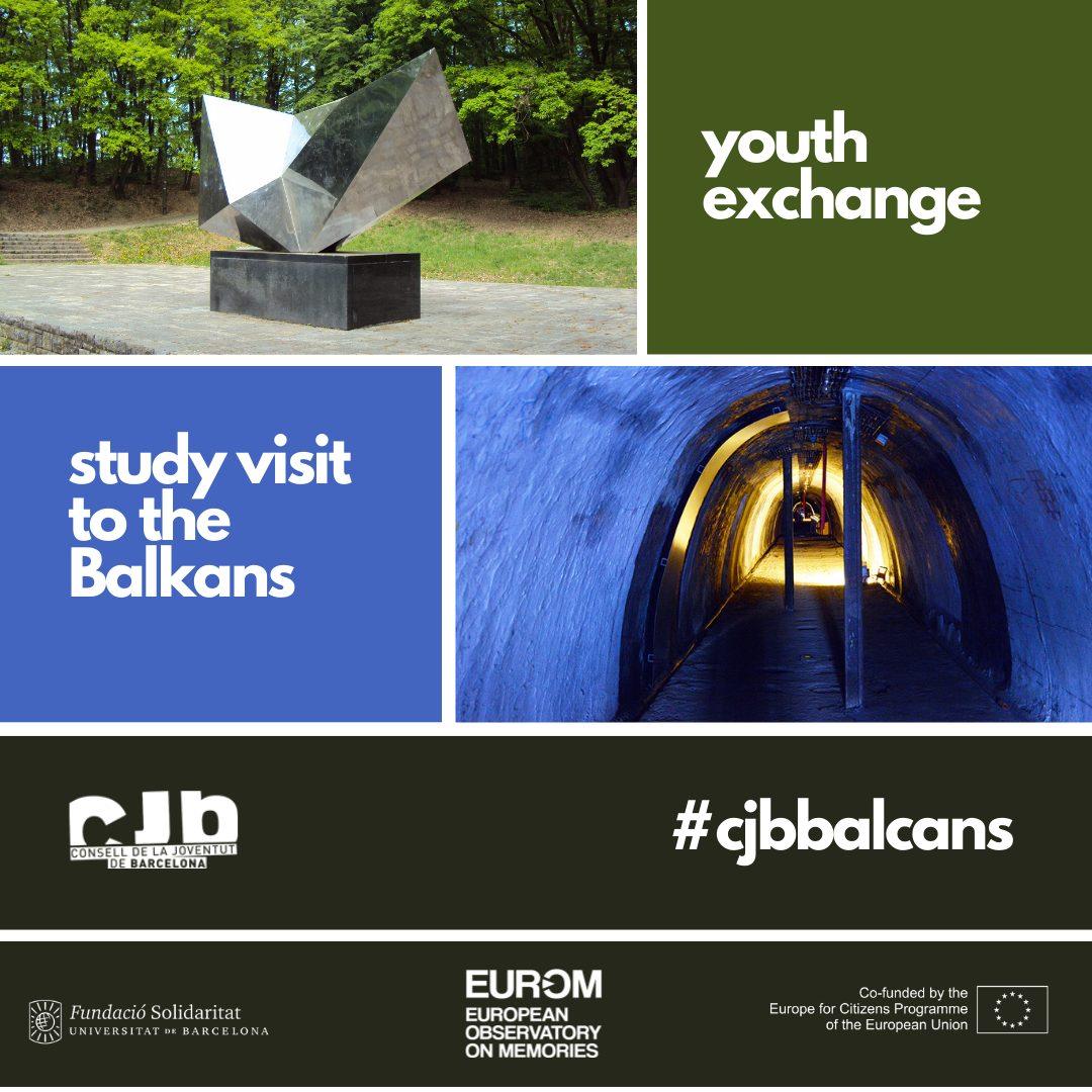 Intercanvi de joves als Balcans